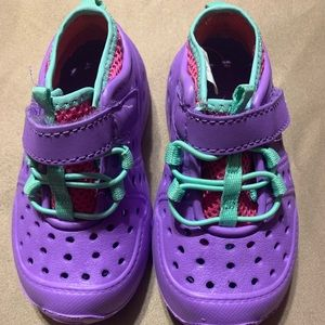 Toddler girl purple cove sport shoes